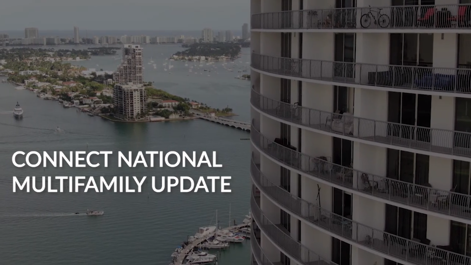 Advert for Connect National Multifamily Update