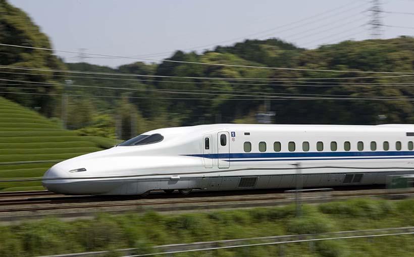 Bullet Train Texas