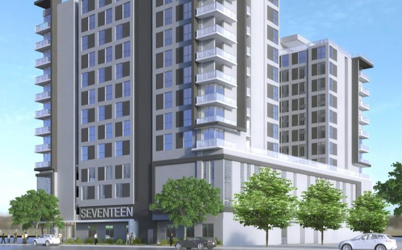 No. 17 Residences apartments Alalpattah Miami