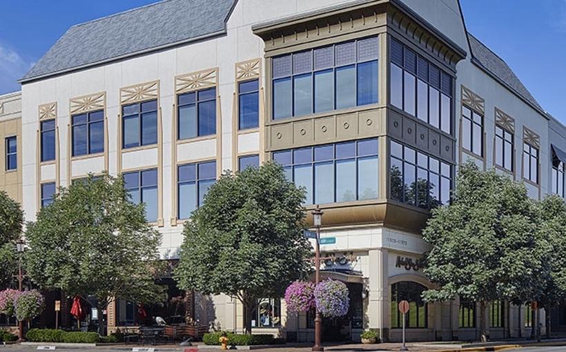 Park Place Village Leawood KS office retail KBS