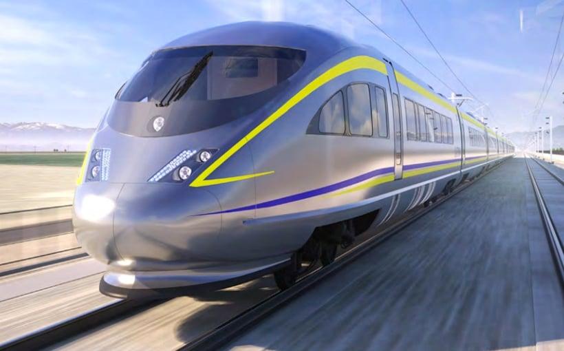 High speed rail development