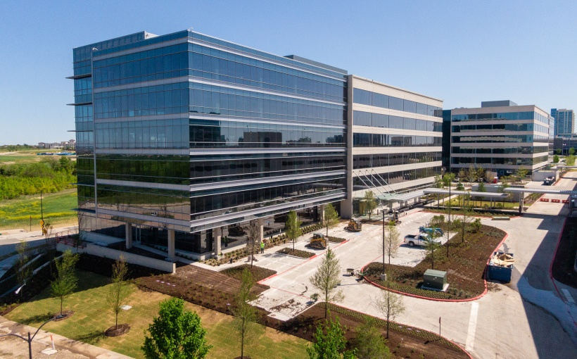 Offices Three at Frisco Station lease