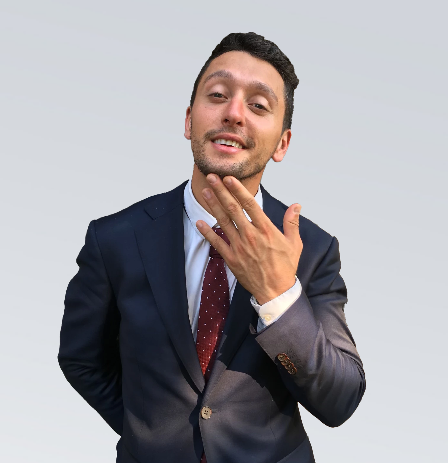Mark El-Rayes Web Designer at Connect CRE