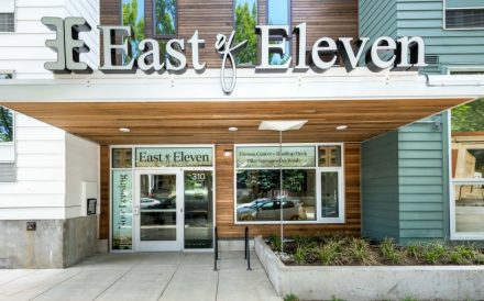 East of Eleven