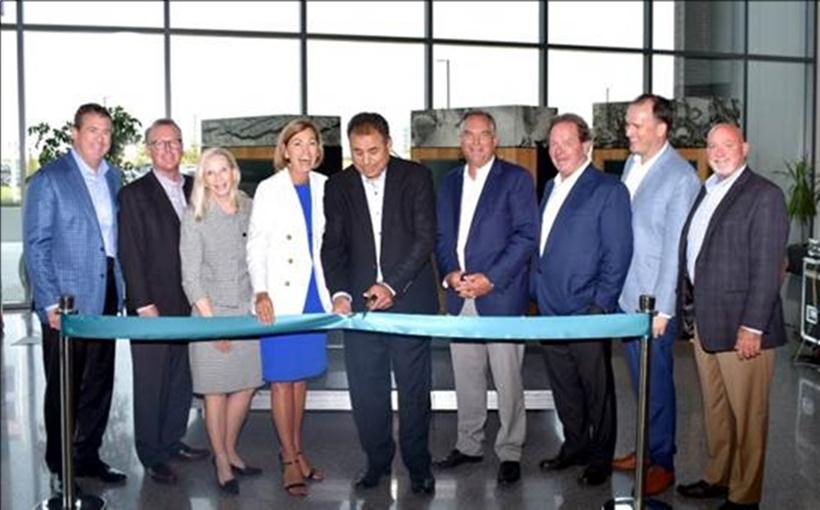 Sammons Financial headquarters opening West Des Moines Iowa KDC