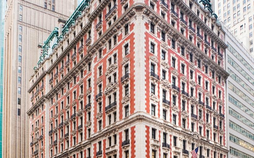 Knickerbocker Hotel Midtown Manhattan Highgate