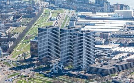 Rotterdam Science Tower Rotterdam The Netherlands Kadans Science Partner