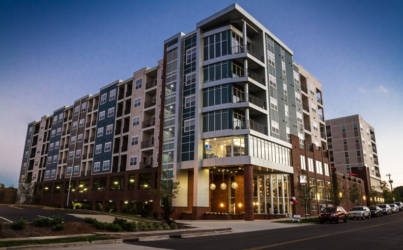 Blu at Northline apartments Charlotte NC