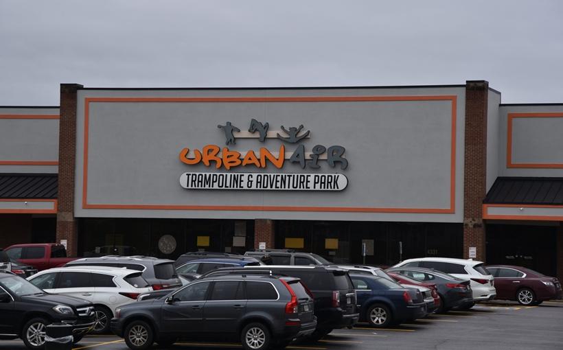 Granwood Shopping Center Old Hickory TN Urban Air Trampoline & Adventure Park