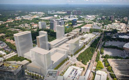High Street Atlanta mixed-use project GID Development