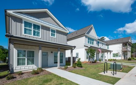 The Haven of Athens student housing Athens GA Stratus Properties