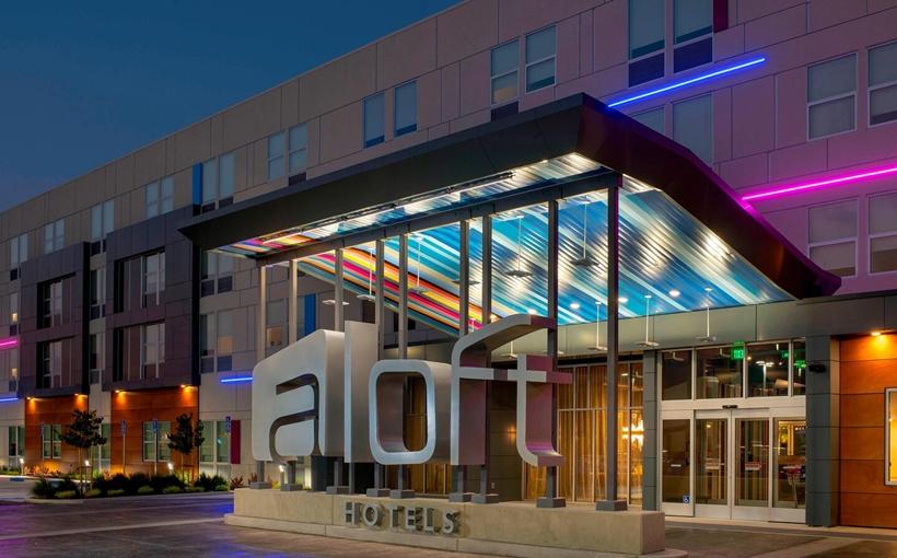 Aloft Hotel Portland ME