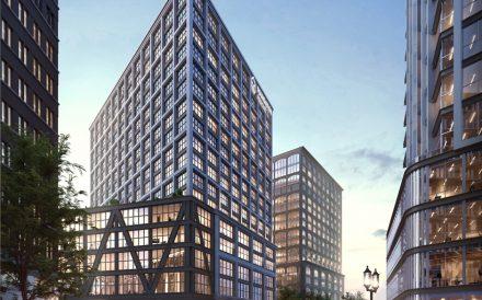 Foundation Medicine headquarters 400 Summer Street Boston WS Development Seaport District