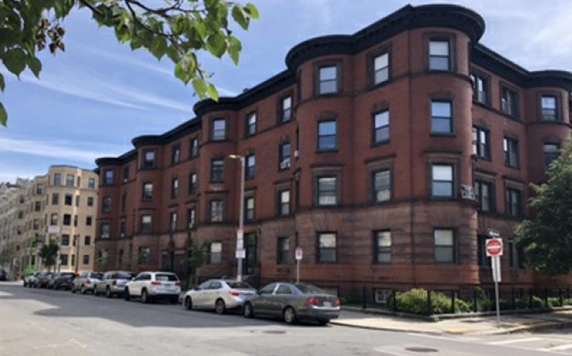 Hemenway Street apartments Boston