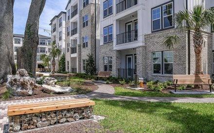 Aero on 24th student housing Gainesville FL Scion Group PGIM Real Estate