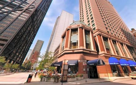 Hilton Chicago Magnificent Mile Suites distressed real estate