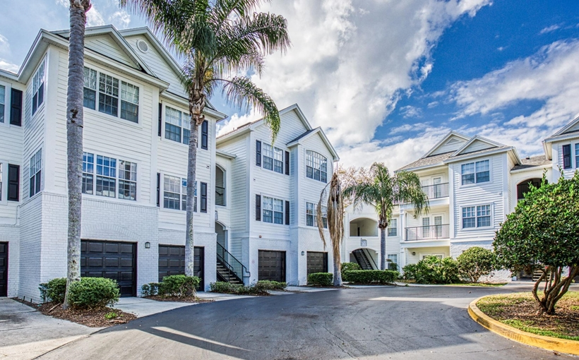 Infinity Residences at the Park apartments Orlando