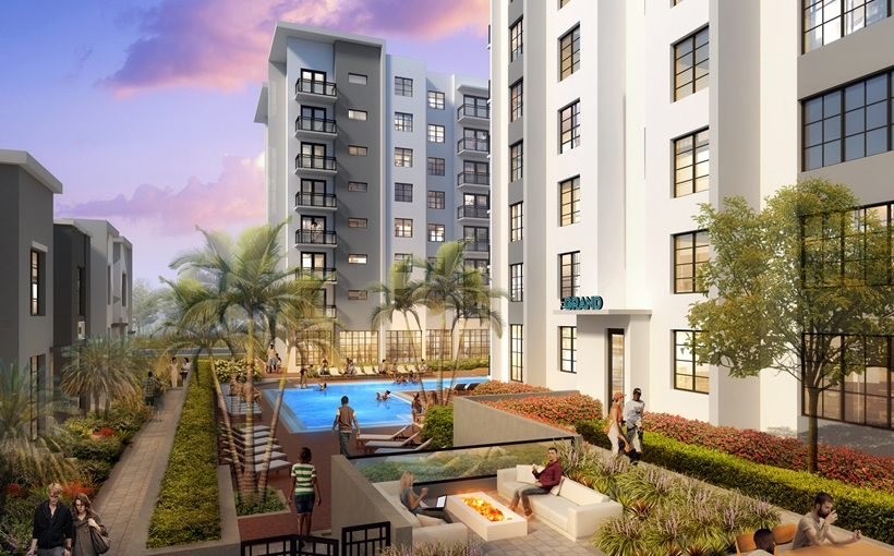 The Grand apartments West Palm Beach FL Affiliated Development