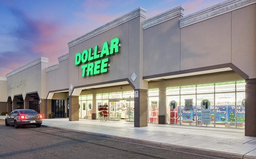 Volusia Square shopping center Daytona Beach FL