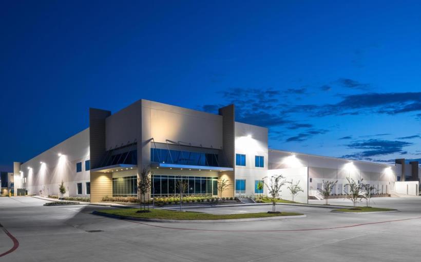 Sam Houston Distribution Center Leases
