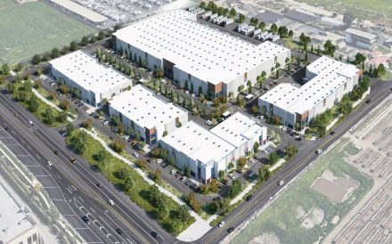 Euclid Industrial Park Chino