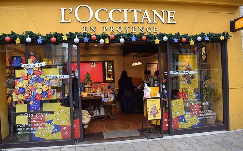 L'Occitane en Provence storefront