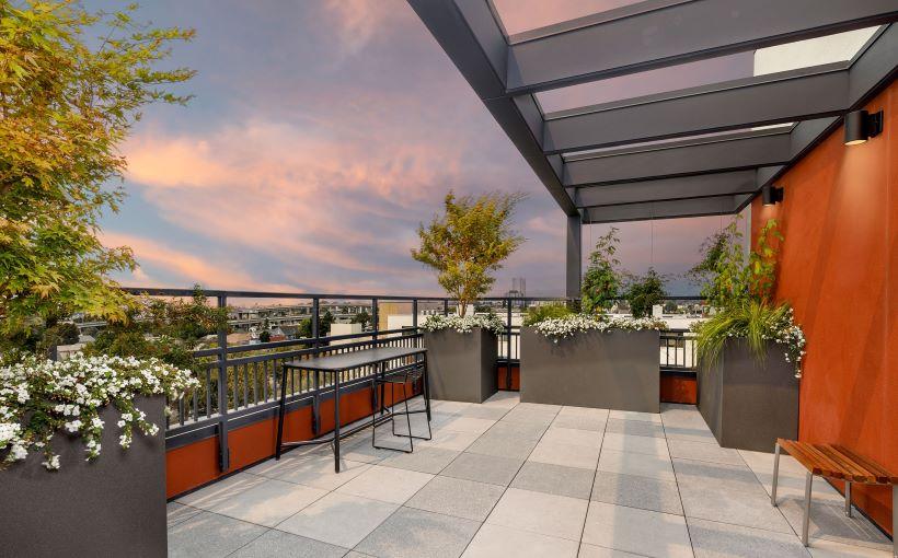 NOVA, a permanent supportive housing development in Oakland