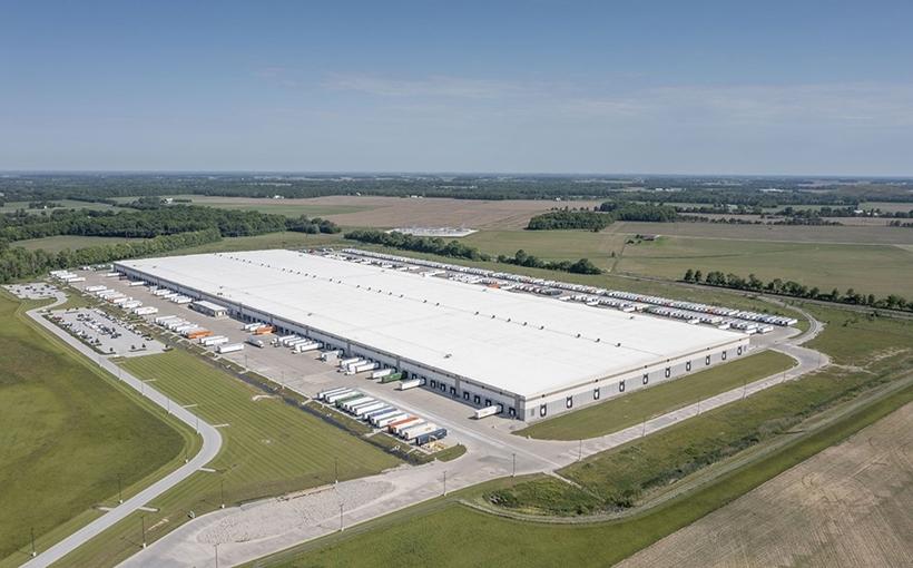 Conagra Distribution Center Frankfort IN JLL