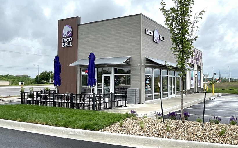 Net Lease Taco Bell Kansas City MO Hanley Investment Group