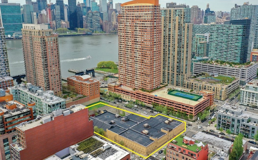 2-33 50th Ave Long Island City development site Opportunity Zone