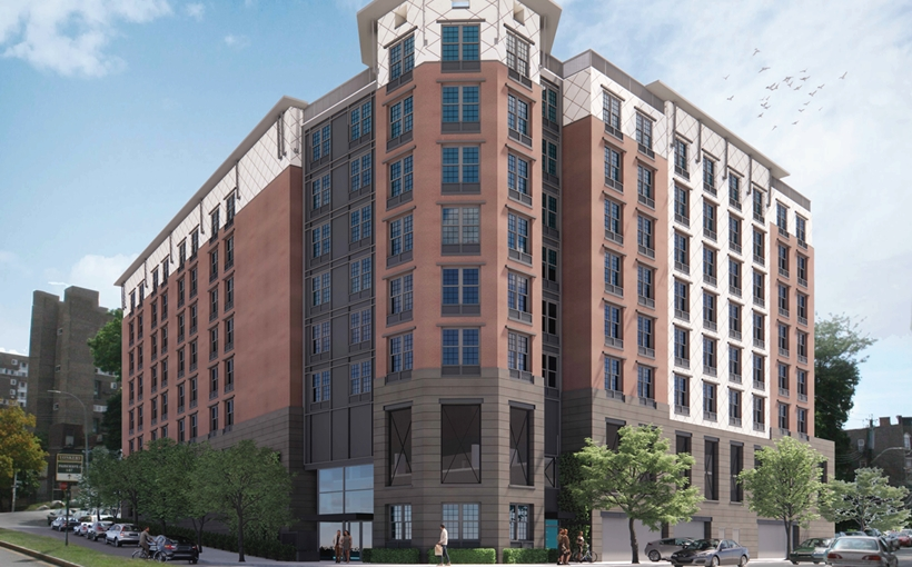 56 Prospect St. apartments Rendering Yonkers NY