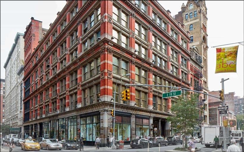 ABC Carpet & Home flagship store 888 Broadway Manhattan