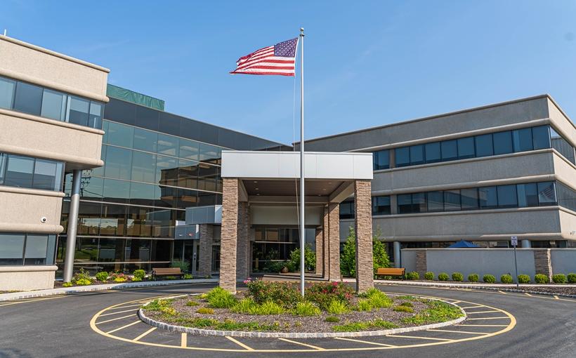 LIVIA Exterior senior living facility East Hanover NJ CHA Partners