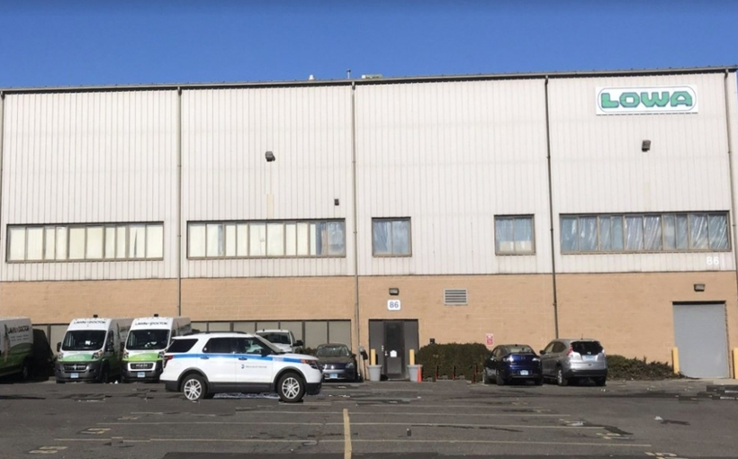 Lowa Bldg Stamford CT industrial warehouse Fairfield County commercial mortgage financing