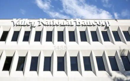 Valley National Bancorp headquarters Wayne NJ merger Leumi