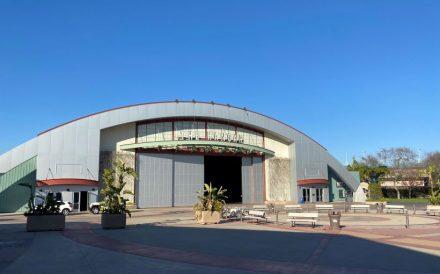 Hangar at OC Fairgrounds