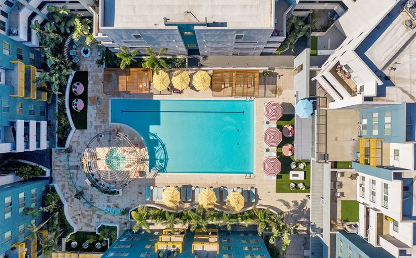 Gelt Inc. recently acquired The Oasis Anaheim