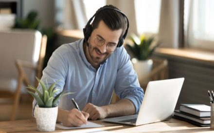 Headsets Remote Work