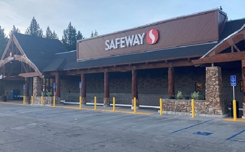 Safeway storefront