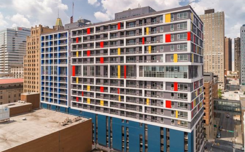 225 North Calvert apartments Baltimore