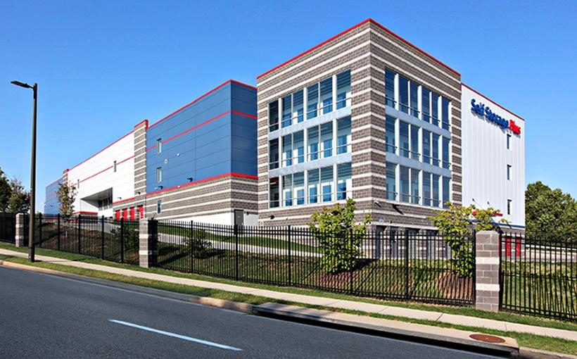 Self-Storage Plus portfolio exterior ASB Real Estate Investments