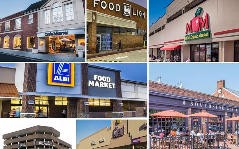 WashREIT D.C. retail portfolio JLL