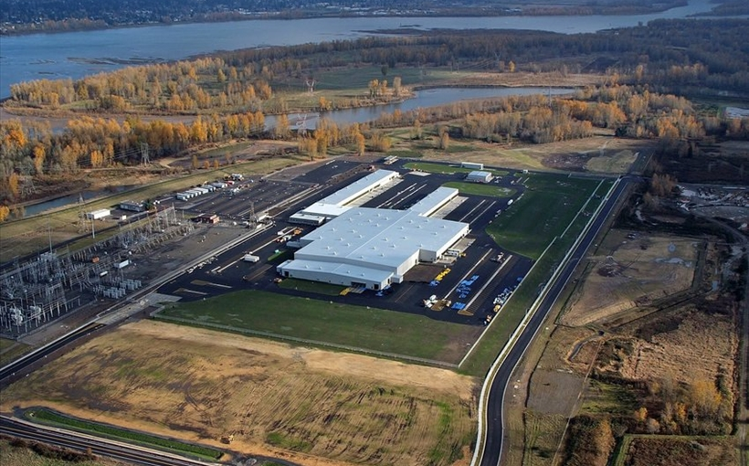 Troutdale Reynolds Industrial Park Troutdale OR superfund site redevelopment