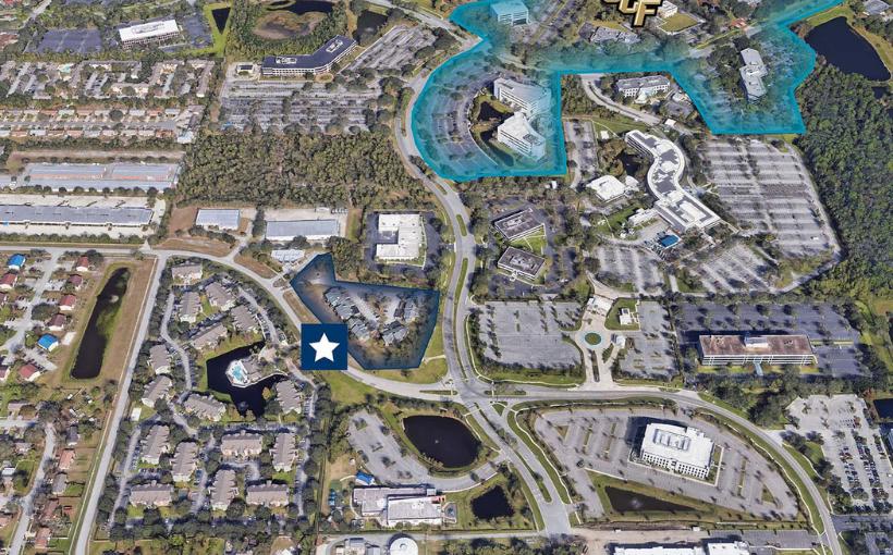 Cushman Wakefield University of Central Florida