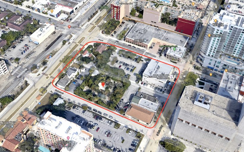 Prime Development Assemblage in Downtown West Palm Beach