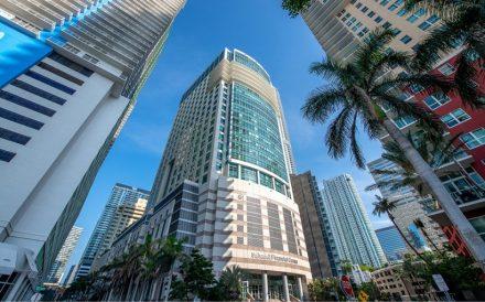 1111 Brickell Avenue in Miami, FL