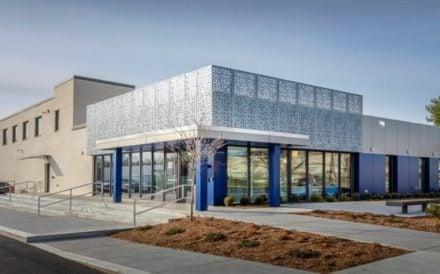 650 Pleasant Street Biomanufacturing Facility in Watertown, MA