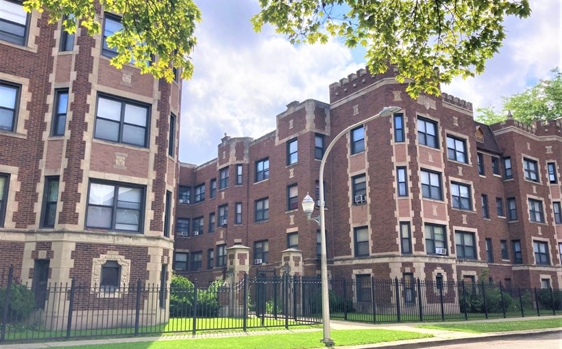 7945 S. Drexel Ave. East Chatham Chicago apartments