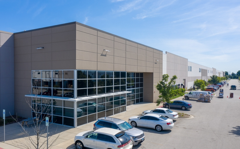 Neo Zone lease 21450 Frontage Rd. Shorewood IL