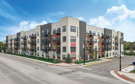 Panton Mill Station apartments 355 North La Fox Street South Elgin IL